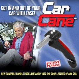 3-In-1 Car Cane Car Cane Portable Handle Easier To Get In or Out Of Any Car
