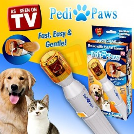 Pedi Paws Dog Nail Grinder Nail Trimmer for Your Dog or Cat