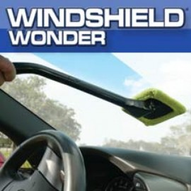 Windshield Wonder - Fast And Easy Windshield Cleaner