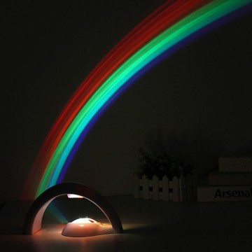 Lucky Rainbow Amazing Rianbow Projector Children Gift