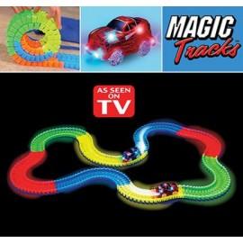 Magic Tracks The Amazing Toy Racetrack