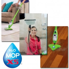 H2O Mop X5 – 5 In 1 Cleaning Machine Super Maneuverable Floor Mop