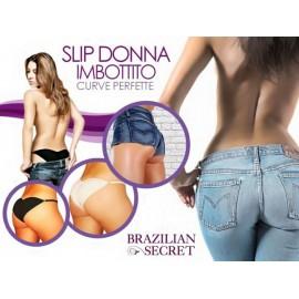 Brazilian Secret Padded Envy Butt, Bum Enhancer Underwear