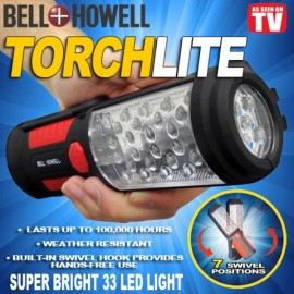The TorchLite is a Spot Light Closet Light Table Lamp and Flashlight All in One