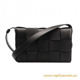 Top Quality Cassette Bag in Maxi Intreccio
