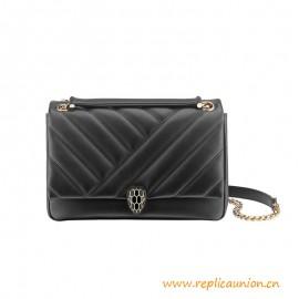Top Quality Serpenti Cabochon Shoulder Bag