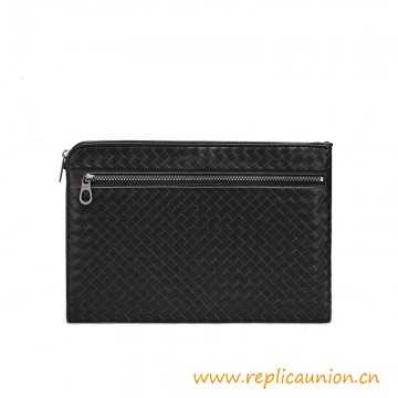 Top Quality Intrecciato Small Multifunctional Document Case