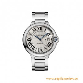 Quality Ballon Bleu de C Watch 42 MM Steel