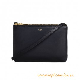 Top Quality Trio Bag in Smooth Lambskin