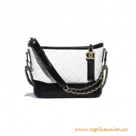 Top Quality Gabrielle Small Hobo Bag Aged Calfskin
