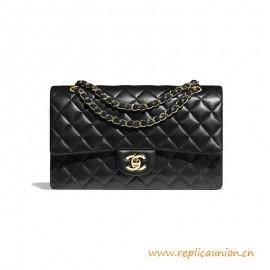 Top Quality Classic Handbag Lambskin Gold-Tone Metal