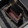 Top Quality Super Mini Flap Bag Lambskin Gold-Tone Metal