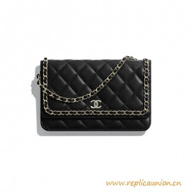 Top Quality Wallet on Chain Lambskin Chains