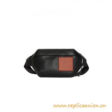 Top Quality Medium Monogram Motif Leather Bum Bag