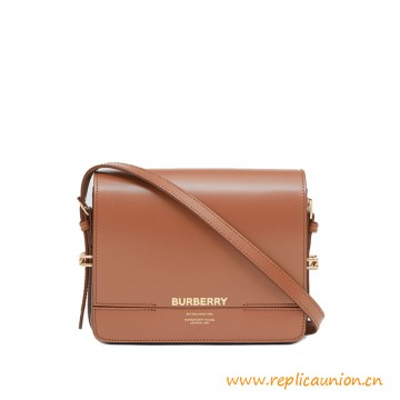 Top Quality Small Two-tone Leather Grace Bag
