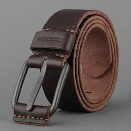 LEDDER 04 Export Leather Belt Italy First Layer Calfskin Belt