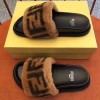 Top Quality Sheepskin Slides with High Strap Leather Sandals