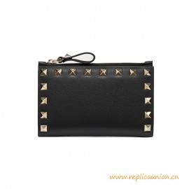 Top Quality Rockstud Pocket Wallet Coin Purse