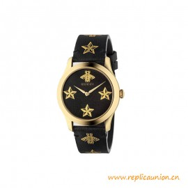 Quality G-Timeless Watch 38mm with The Star Motif