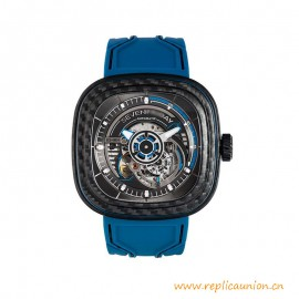 Top Quality S3/02 Carbon Off Series Watch
