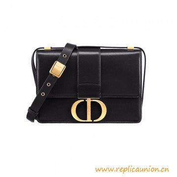 Top Quality 30 Montaigne Calfskin Smooth Leather Bag