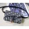 Top Quality Oblique Saddle Belt Bag