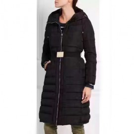 Long Coat in Taffeta ideal for The Winter Imin Long Down Jackets