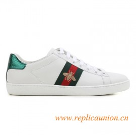 Original Design Quality Ace Embroidered Low-top Sneaker for Women