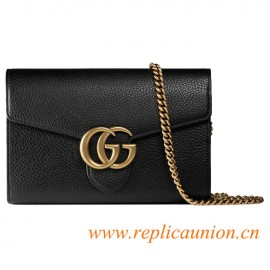 Original Design Marmont Leather Mini Chain Bag