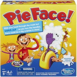 Pie Face Game Toys for Kids Games Pie-throwing Arm