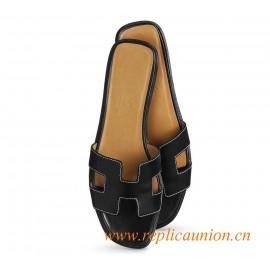 Sandalia Negro Oran de Original para mujer en Box