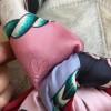 Top Quality Robe du Soir Silk Twill Scarf 90