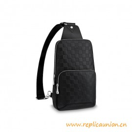Top Quality Avenue Sling Bag in Damier lnfini Leather