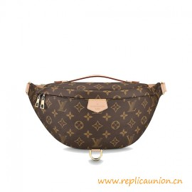 Top Quality Uber-functional Bumbag in Classic Monogram Canvas