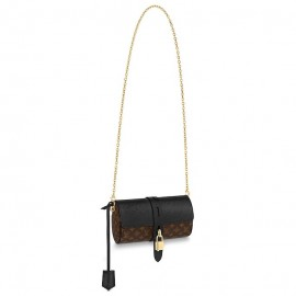 Top Quality Glasses Case Handbag with Familiar Monogram Print