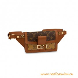 Top Quality Bumbag Dauphine Adjustable Leather Belt