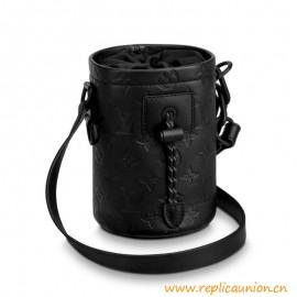 Top Quality Chalk Nano Calf Leather Bag