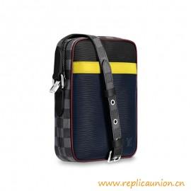 Top Quality Danube Slim Epi Leather