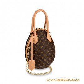 Top Quality Egg Calf Leather Bag
