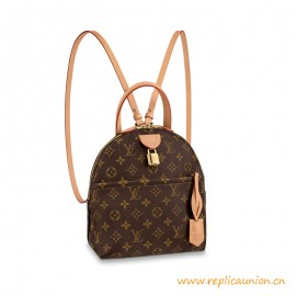 Top Quality Moon Backpack Monogram Canvas