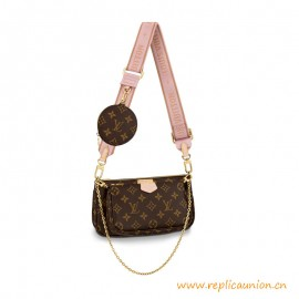 Top Quality Multi-pochette Accessoires Hybrid Cross-body Bag