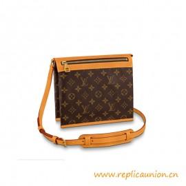 Top Quality Saumur Messenger PM Bag