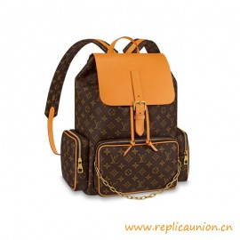 Top Quality Backpack Trio in Monogram Canvas