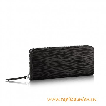 Top Quality Clemence Wallet in Smart and Elegant Epi Leather