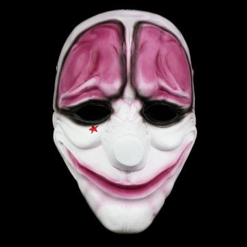 Payday 2 Hoxton Mask High-Grade Resin Original Masks