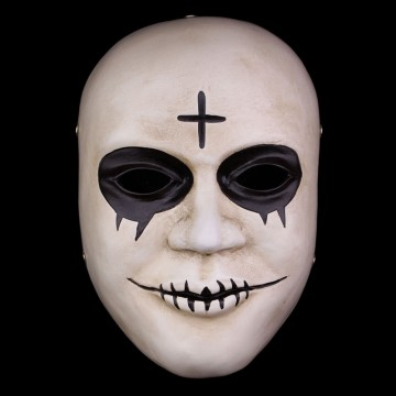 The Purge Anarchy 2 Mask Cross Resin Adult Unisex Mask