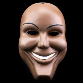 The Purge Anarchy 2 Mask Smiling Girl Resin Mask