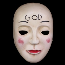 The Purge Anarchy 2 Mask God Resin Adult Unisex Mask