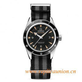 "Original Design Seamaster 300 Co-Axial 41 mm  ""SPECTRE"" Limited Edition"