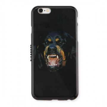 Rottweiler Graphic iPhone 6 Case Black Multi